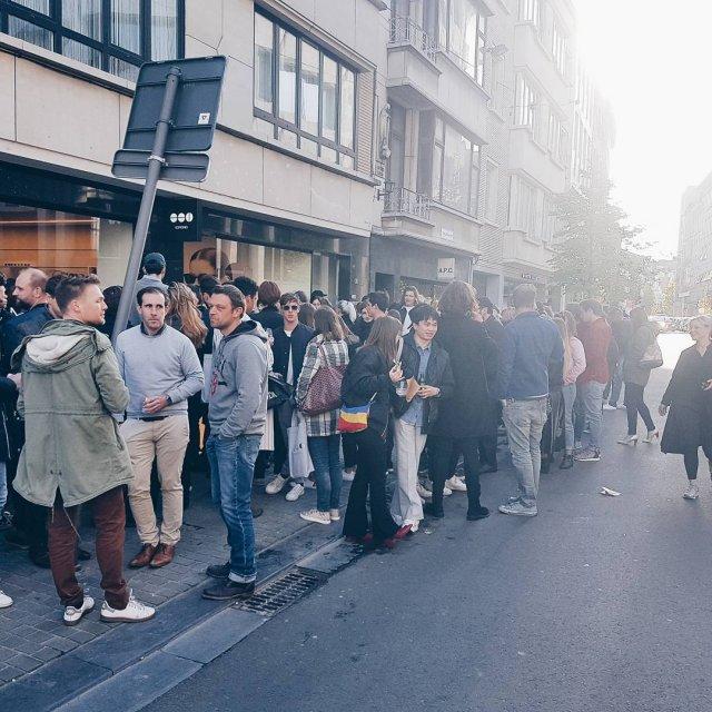KOMONO Antwerp store opening