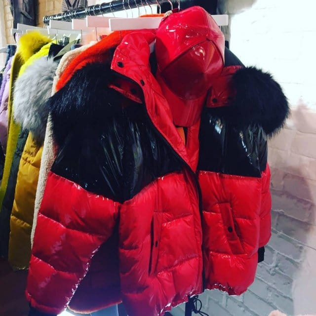 Meanwhile in London River Island FW17 press day