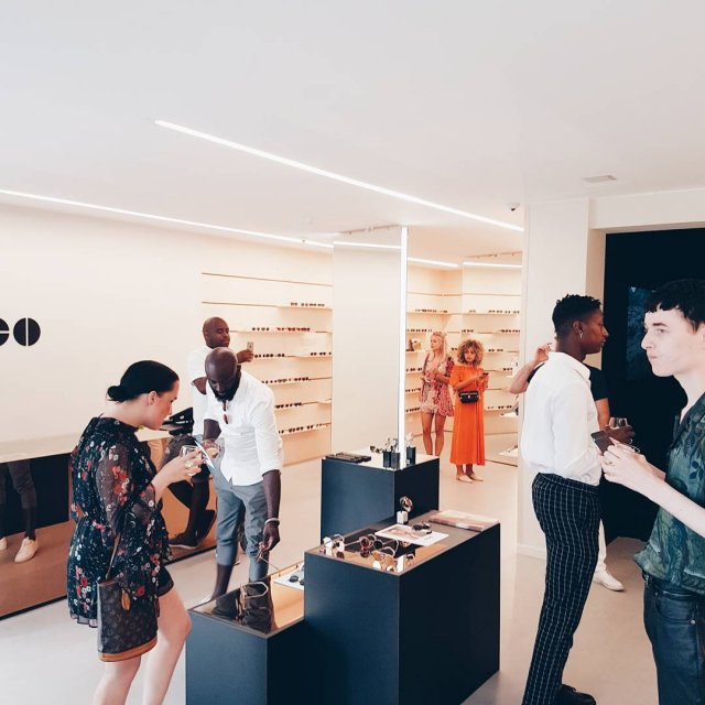The Neutr Collection launch at the Komono store in Antwerp