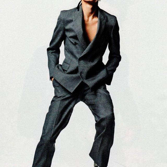 BOSS in Vogue MAN thisisboss