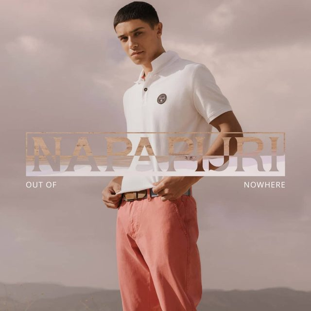Out Of Nowhere SS18 campaign NAPAPIJIRI